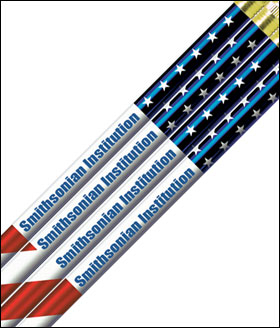 Promotional Patriotic Pencils