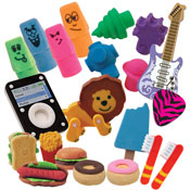 Kids Novelty Erasers